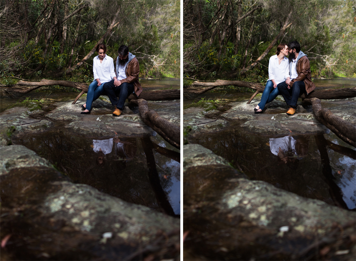 010_candid moments are captured perfectly by central coast wedding photographer