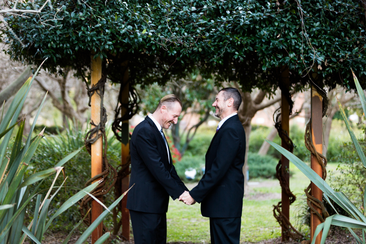 020_newcastle wedding photographer captures intimiate moments between same sex couple