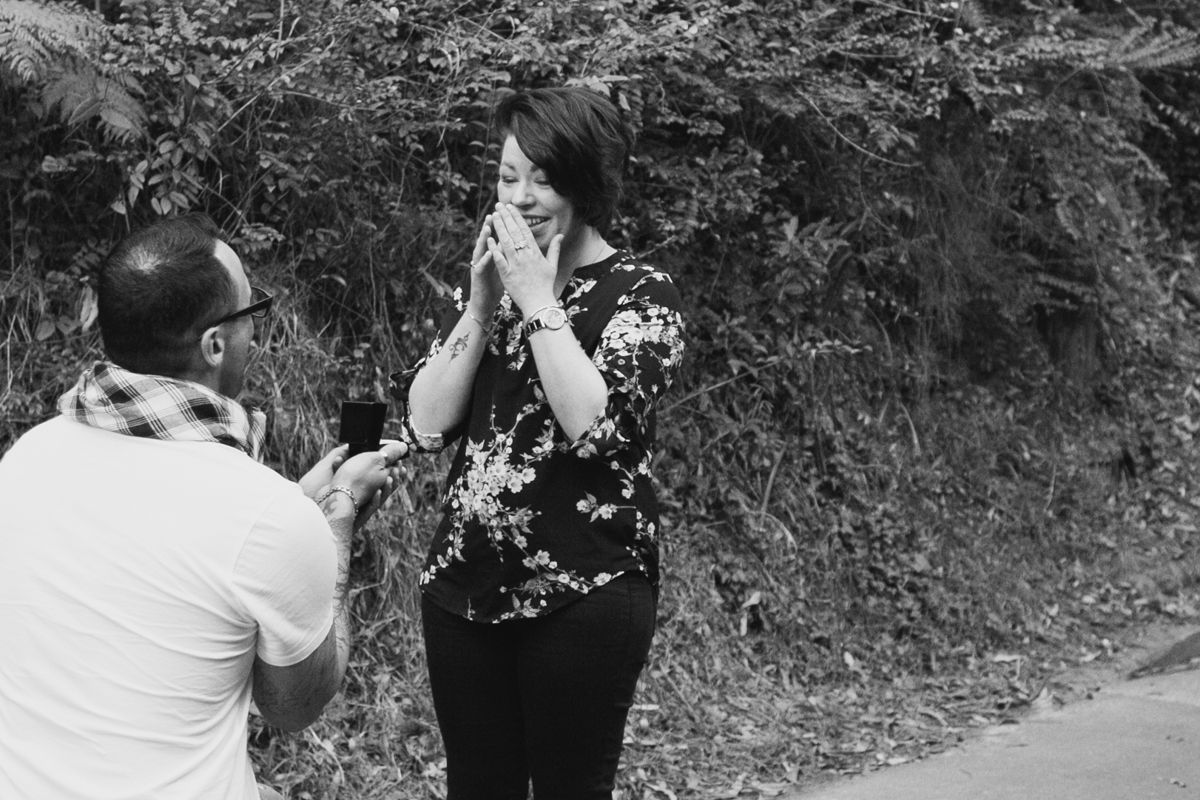 03_Surprise Wedding Proposal Shoot at Fernleigh Track Newcastle
