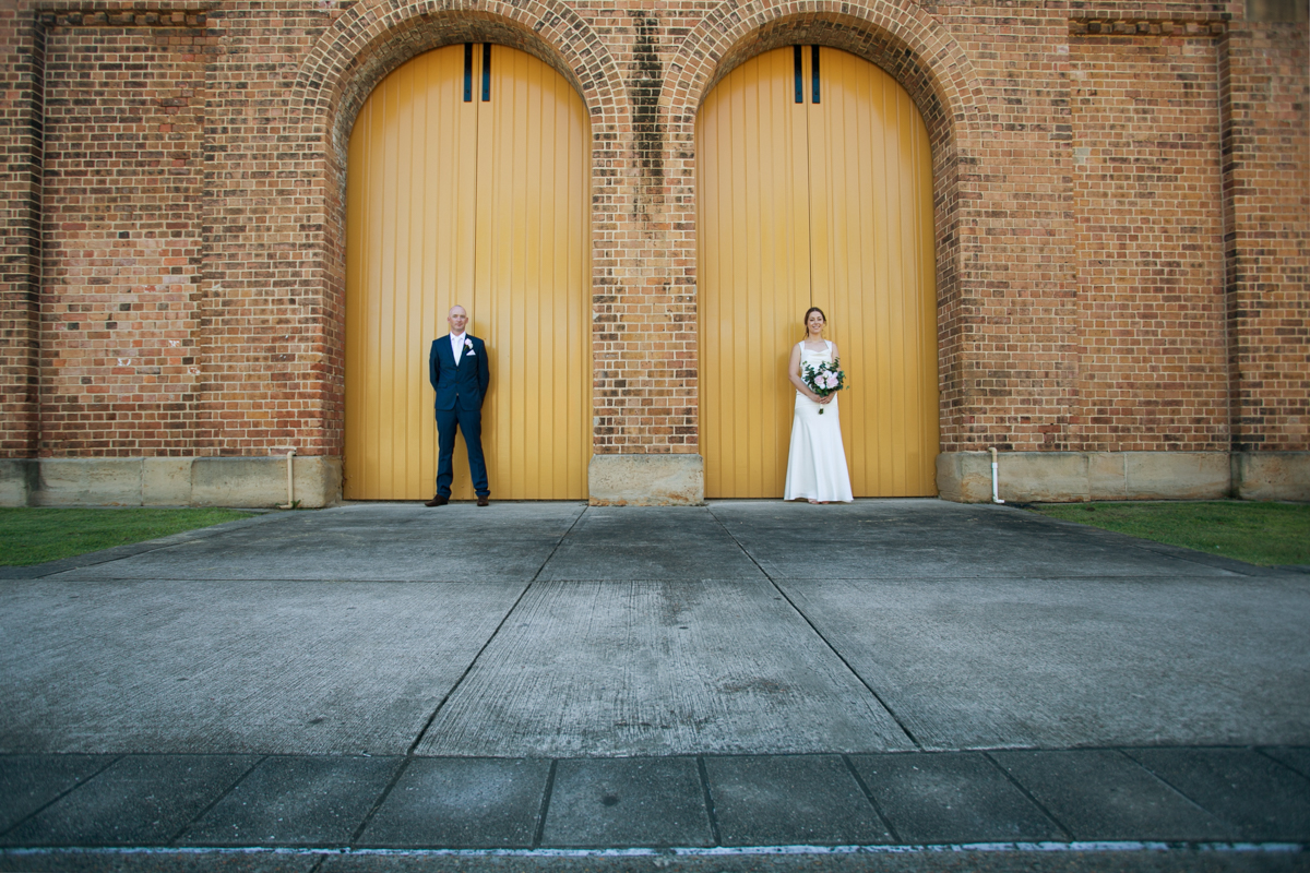 15_quirky wedding photography in honeysuckle newcastle